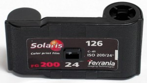126 Instamatic cartridge