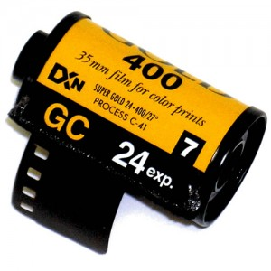 35mm film cartridge