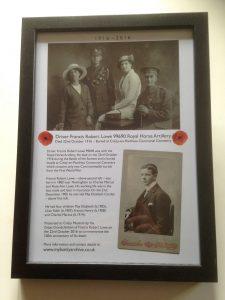 100th Anniversary Visit Museum Presentation